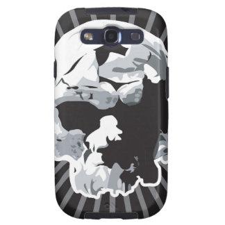 Caisse de galaxie de Samsung de crâne Étui Galaxy S3