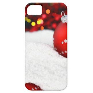 Caisse de la babiole iPhone5 de Noël Étuis iPhone 5
