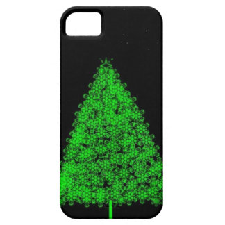 Caisse de l'arbre de Noël iPhone5 Coques iPhone 5 Case-Mate