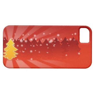 Caisse de l'arbre de Noël iPhone5 iPhone 5 Case
