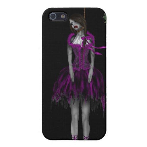 caisse de point de danseur que je téléphone coques iPhone 5