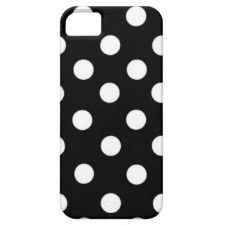 Caisse de point de polka d'IPhone 5 Coques iPhone 5 Case-Mate