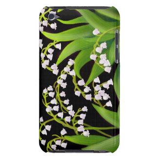 Caisse de point du muguet de jardin coques barely there iPod