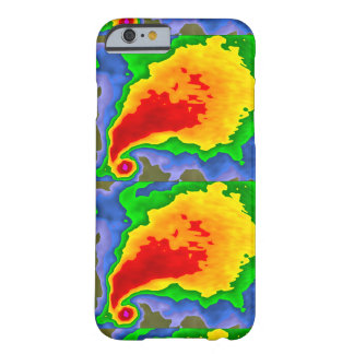 caisse de radar Doppler Du Supercell iPhone6 Coque Barely There iPhone 6