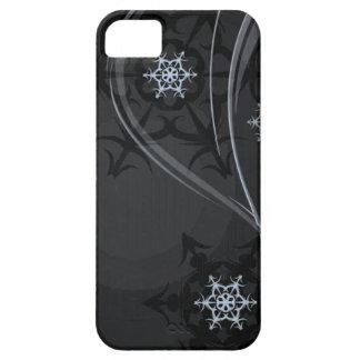 Caisse des flocons de neige iPhone5 Coques iPhone 5