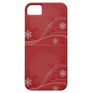 Caisse des flocons de neige iPhone5 Coque Case-Mate iPhone 5