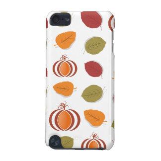 Caisse d'iPod de décor d'automne Coque iPod Touch 5G