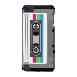 Caisse d'iPod de musique d'enregistreur à cassette