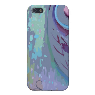 Caisse dure Tissu-Marquetée par Fitted™ de Speck®  Étuis iPhone 5