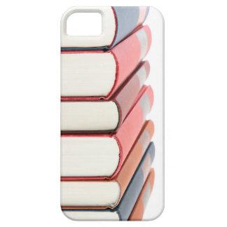 Caisse empilée de téléphone de livres étui iPhone 5
