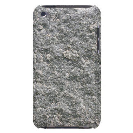 Caisse en pierre d'IPod Coques Barely There iPod