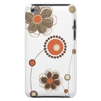 Caisse florale à la mode d'iPod de décor Coque Case-Mate iPod Touch