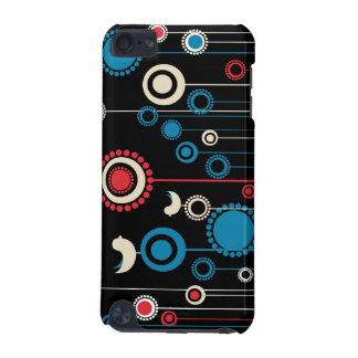 Caisse florale à la mode d'iPod de décor Coque iPod Touch 5G