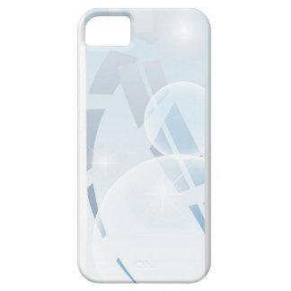 Caisse grise de Coque-Compagnon d'IPhone 5 d'affai Coque iPhone 5 Case-Mate