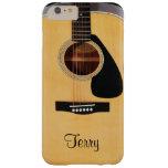 Caisse plus personnalisée de l'iPhone 6 de guitare Coque iPhone 6 Plus Barely There