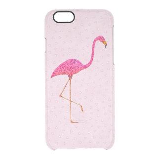 Caisse rose de déflecteur de Clearly™ de l'iPhone Coque iPhone 6/6S