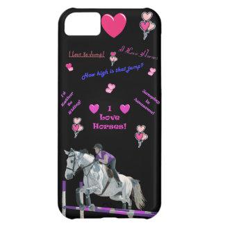 Caisse rose et pourpre de Coque-Compagnon de l'iPh Coque iPhone 5C