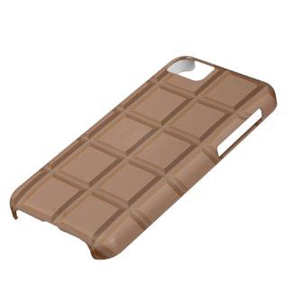 """Caisses """"de barre de chocolat"""" coque iPhone 5C"""