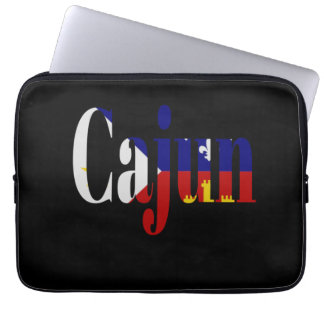 Cajun Acadian Flag Laptop Sleep Laptop Sleeve