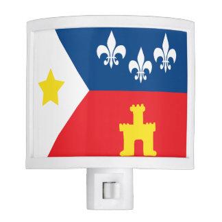 Cajun Acadiana Flag Nite Light