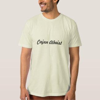 Cajun Atheist T-Shirt