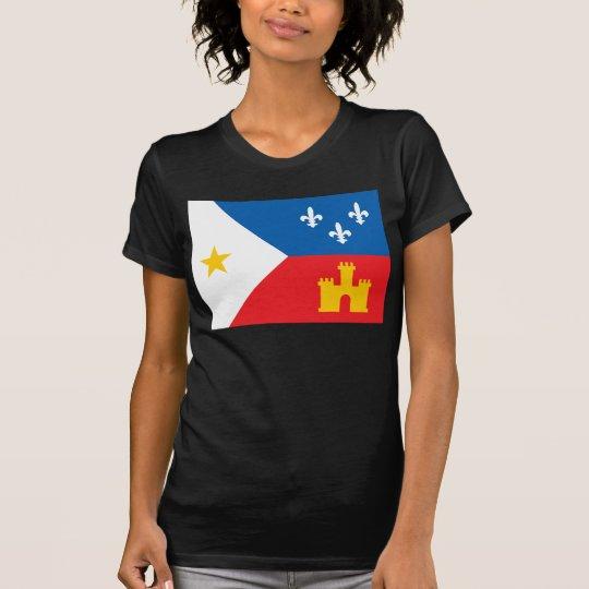 Cajun Flag T-shirt