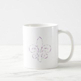 cajun fleur-02 coffee mug