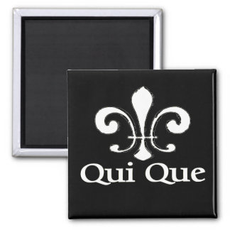 Cajun French Who Dat Magnet
