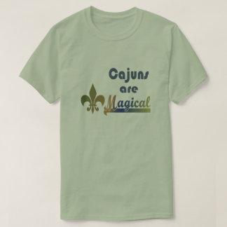 Cajuns are Magical Fun Cajun Pride Tee Shirt