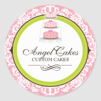 Cake Boutique Stickers