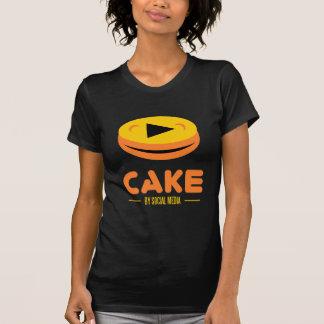 cake by social media T-Shirt