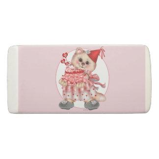 CAKE CAT WEDGE Eraser