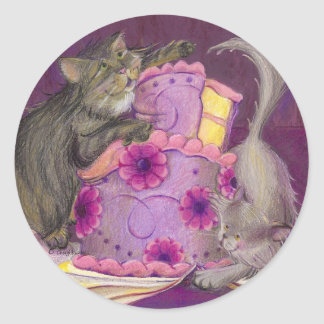 Cake Cats Collection / Sticker