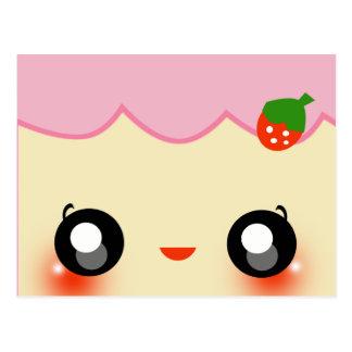 Cake Chan Postcard