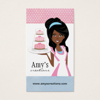Cake Designer Business Card