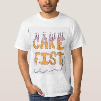 Cake Fist T Shirts