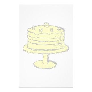Cake. Flyers