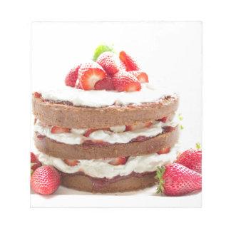 cake notepad