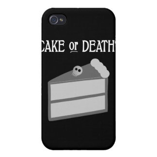 Cake or Death? Case For The iPhone 4