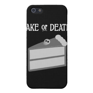 Cake or Death? Case For The iPhone 5