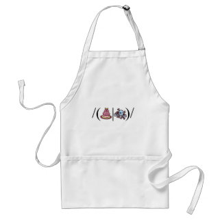 Cake or Death- Regular Expression Standard Apron