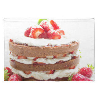 cake placemat