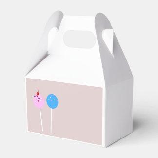 Cake Pop Treat Box