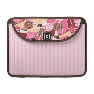Cake Pops and Cupcakes MacBook Sleeve