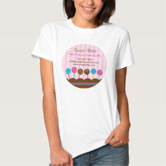 Cake Pops Bakery T-Shirt