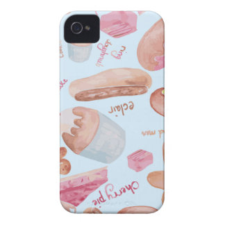 Cake shop iPhone 4 Case-Mate cases