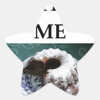 cake star sticker