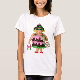 Cake Woman T-Shirt