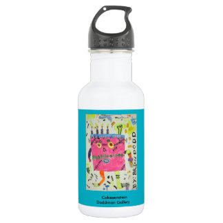 Cakenstein 532 Ml Water Bottle