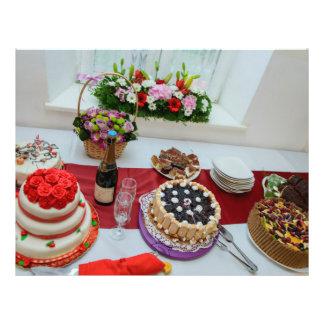 Cakes Flyer Design